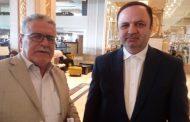 توافق نامه همکاری سازمان منطقه آزاد انزلی و چابهار با سازمان منطقه ویژه اقتصادی لوتوس آستراخان امضا شد