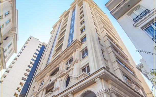 طراحی ساختمان مد و فشن