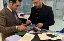 هانی سالار لباس های سام درخشانی را در «مسابقه ایران» طراحی و ارائه کرد