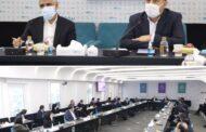 رونمایی از سامانه خدمات الکترونیکی شرکت بیمه دی با حضور رئیس هیأت مدیره بانک دی